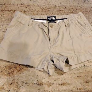 The North Face Linen Shorts size 8